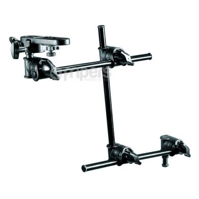 Articulated Arm Manfrotto 196B-3 with camera mount, 3-section