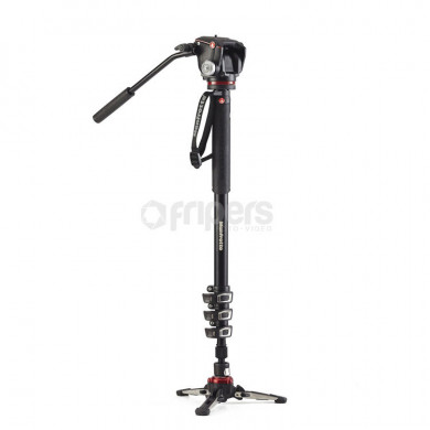 Aluminium Video Monopod Manfrotto MVMXPROA42W XPRO Four-Section, 2W Head