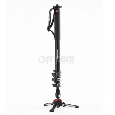 Aluminium Video Monopod Manfrotto XPRO Four-Section
