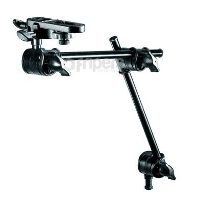 Articulated Arm Manfrotto 196B-2 with camera mount, 2-section