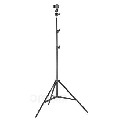 Light Stand Jinbei EQ-3 with smartphone holder