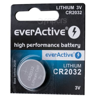 Baterie everActive 2032 3V