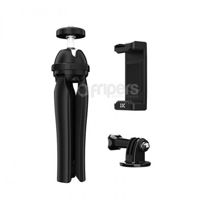 Mini Tripod JJC TP-MT1K with ball head and adapters