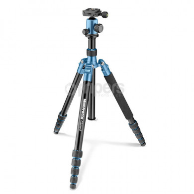 Photo Tripod Manfrotto Element Traveller Big blue, with ball head