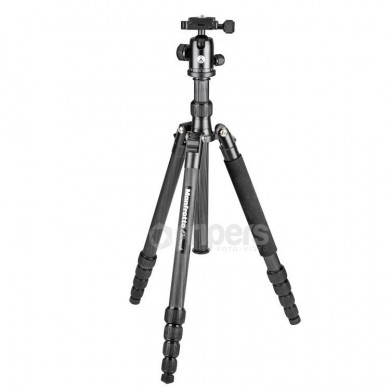 Photo Tripod Manfrotto Element Traveller Big Carbon, with ball head