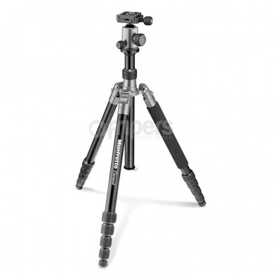 Photo Tripod Manfrotto Element Traveller Big gray, with ball head