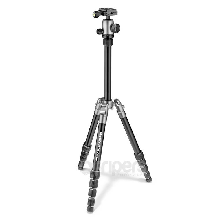 Photo Tripod Manfrotto Element Traveller Small gray, with ball head