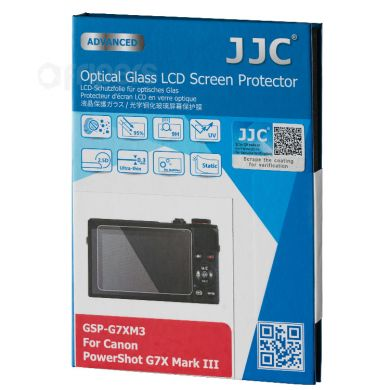 Screen Protector JJC GSP-G7XM3 Optical Glass