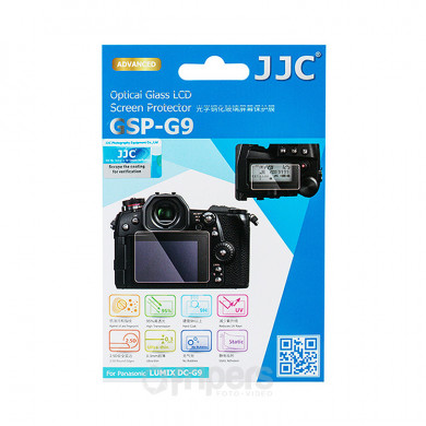Screen Protector JJC GSP-G9 Optical Glass