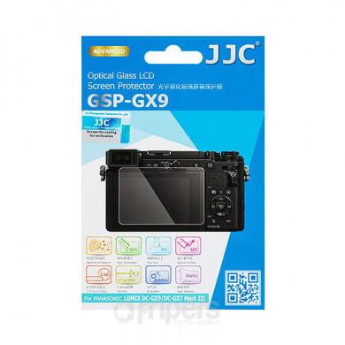 Screen Protector JJC GSP-GX9 Optical Glass
