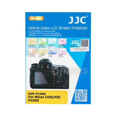 Screen Protector JJC GSP-P1000 Optical Glass