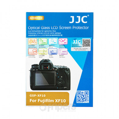 Screen Protector JJC GSP-XF10 Optical Glass