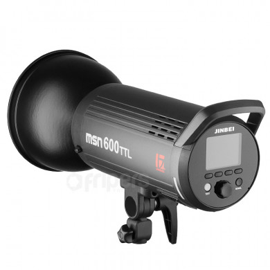 Studio flash lamp Jinbei MSN 800 TTL TTL, Easy Cap, HSS, Delay