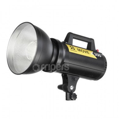 Studio flash lamp Quadralite Move X 300