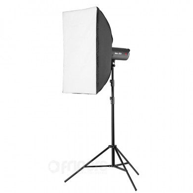 Studio Flash Set MSN 800-69 SET with Jinbei MSN 800 Ws lamp