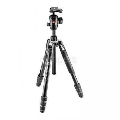 Tripod Manfrotto BEFREE GT alu, with MH496-BH head