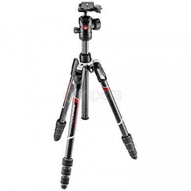 Tripod Manfrotto BEFREE MKBFRTC4-BH with ball head